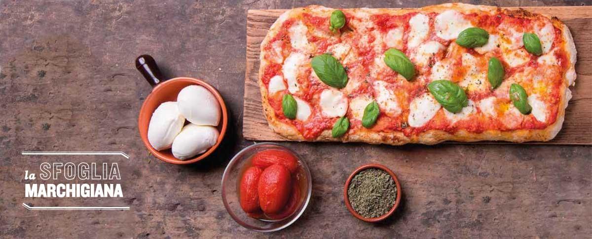 Basi pizza Gourmet